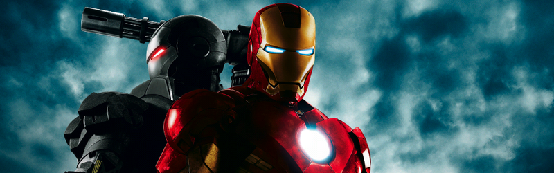 The MCU Ranked—Iron Man 2