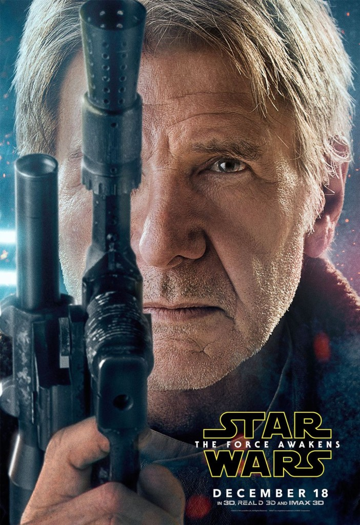 Han Solo—The Force Awakens