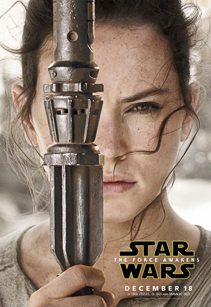 Rey—The Force Awakens