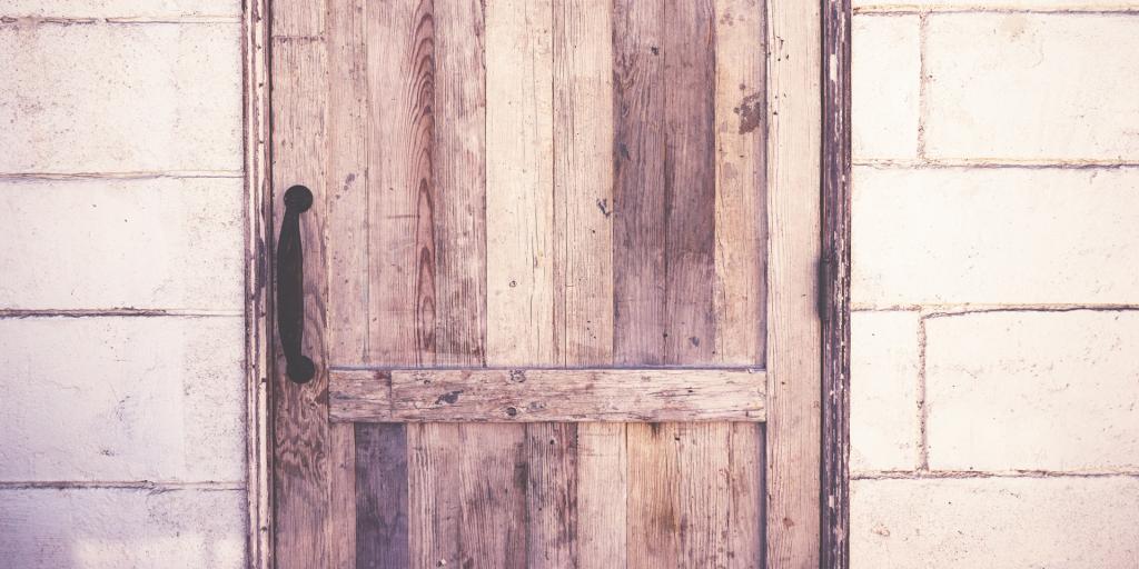 The Door - Flash Fiction Friday
