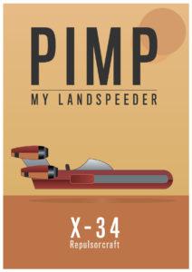 Pimp My Landspeeder