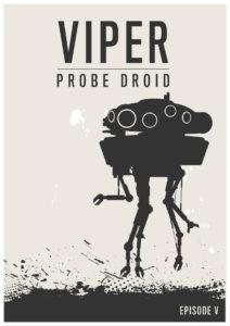 Viper Probe Droid