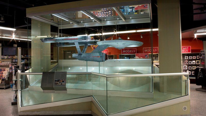 Original USS Enterprise Restoration