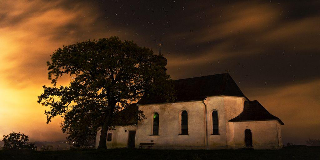 Christian Horror Podcast - Thou Shalt Not Kill