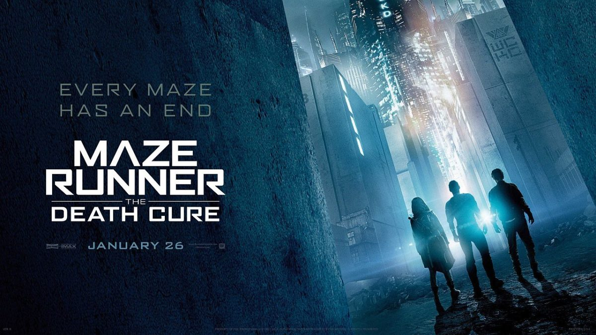 80's Arcades and Maze Runner: The Death Cure Initial Reaction – 10 the Podcast