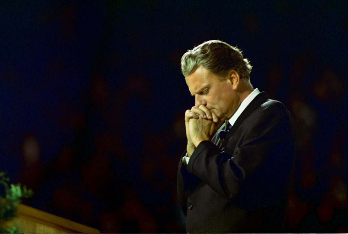 Godspeed, Billy Graham
