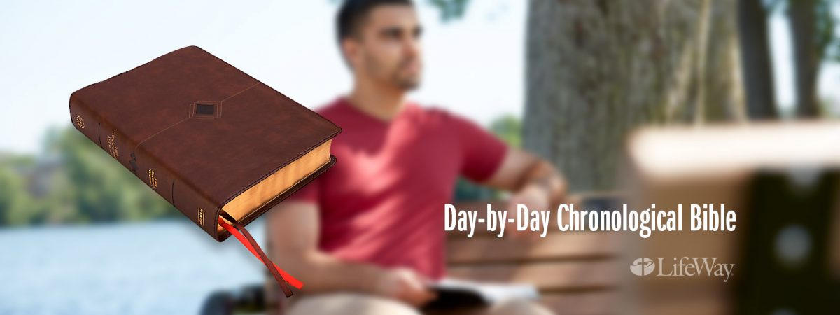 CSB Day-by-Day Chronological Bible Review and Giveaway