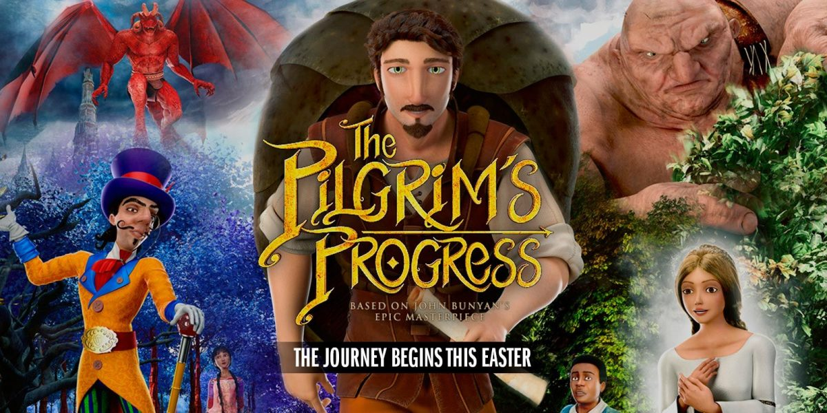 The Pilgrim's Progress Movie Review and Giveaway – STR4P 6