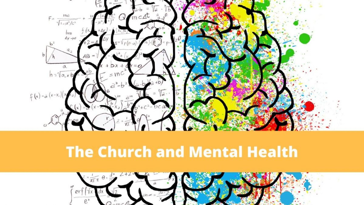 Church and Mental Health with Jeremy Smith [STR4P 27]