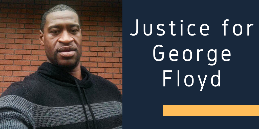 Justice for George Floyd [STR4P 29]